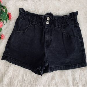 Wild Fable High Waisted Paperbag Shorts